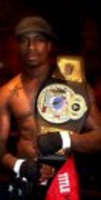Bones Jones Arlington MMA's Superlight Weight Muay Thai Champion