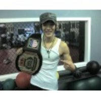 Arlington MMA Andy Chui Tamma Fly Weight Title Holder