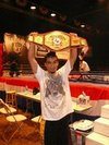 Arlington MMA Fighter Randy Villareal Current Texas A MMA Bantam Weight Champion
