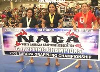 Maria Taking First Place at Naga Women's Division